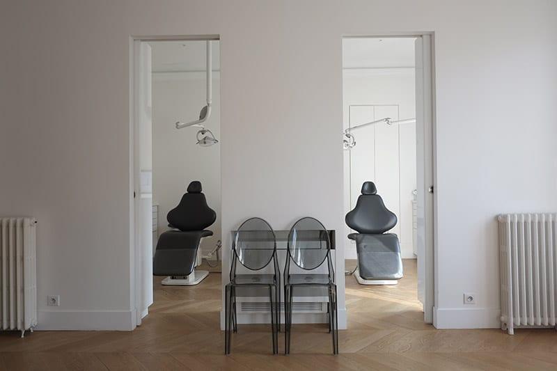 Cabinet du Dr. Issembert à Paris